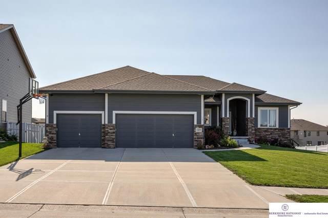 11910 S 212 Street, Gretna, NE 68028 (MLS #22121630) :: Don Peterson & Associates