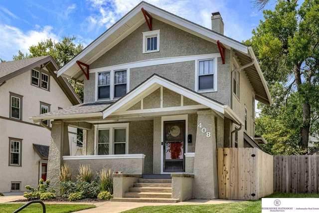 408 N 48 Street, Omaha, NE 68132 (MLS #22121822) :: Berkshire Hathaway Ambassador Real Estate