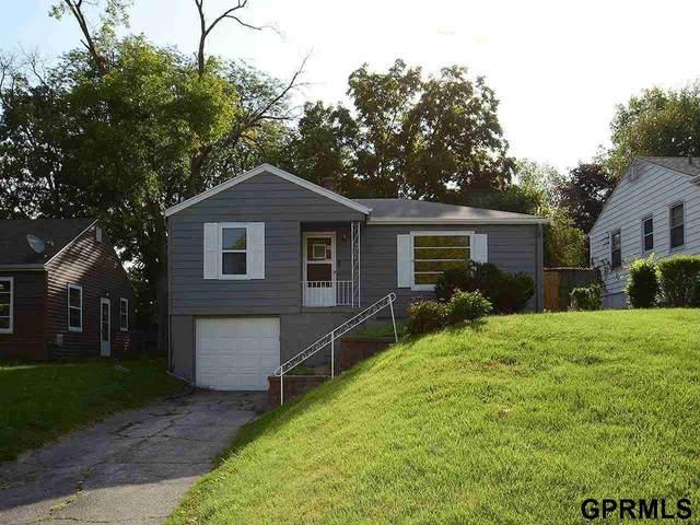 4125 N 55 Street, Omaha, NE 68104 (MLS #22121940) :: Dodge County Realty Group