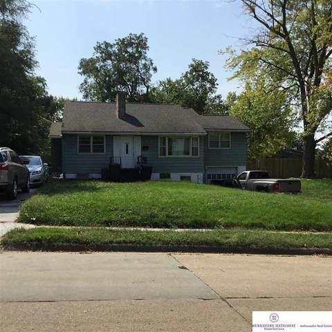 6023 Spaulding Street, Omaha, NE 68104 (MLS #22121954) :: kwELITE