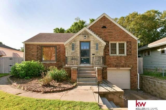 4203 Pierce Street, Omaha, NE 68105 (MLS #22122117) :: Berkshire Hathaway Ambassador Real Estate