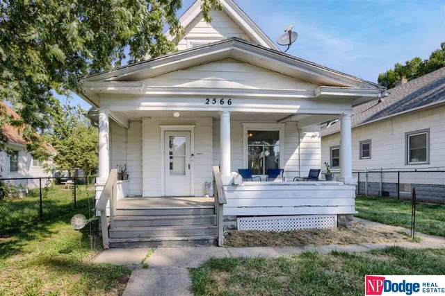 2566 Camden Avenue, Omaha, NE 68111 (MLS #22122186) :: Elevation Real Estate Group at NP Dodge