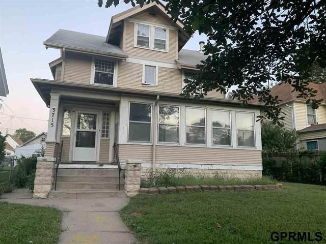 3715 S 25 Street, Omaha, NE 68107 (MLS #22122218) :: kwELITE