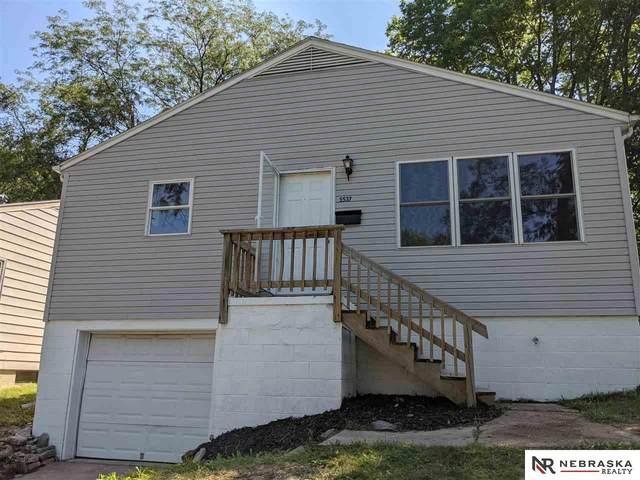 5537 N 33 Avenue, Omaha, NE 68111 (MLS #22122379) :: Elevation Real Estate Group at NP Dodge