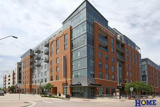 600 Q Street #609, Lincoln, NE 68508 (MLS #22122390) :: Don Peterson & Associates