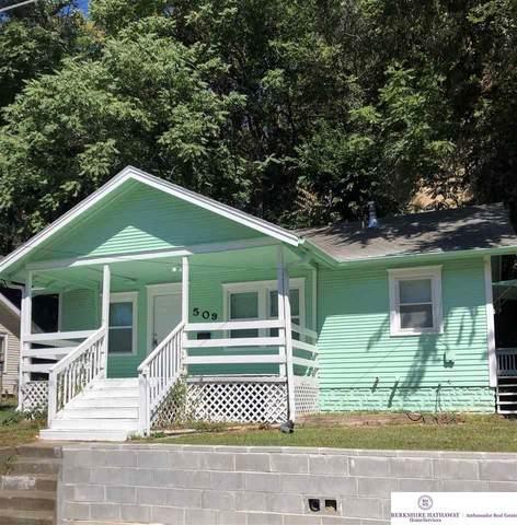 509 N 6 Street, Council Bluffs, IA 51503 (MLS #22122434) :: Don Peterson & Associates