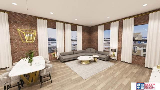 947 O Street #502, Lincoln, NE 68508 (MLS #22122468) :: Lincoln Select Real Estate Group