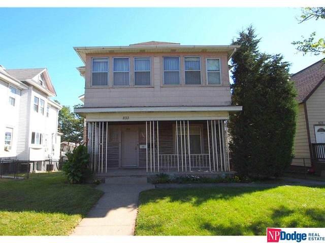 833 Park Avenue, Omaha, NE 68105 (MLS #22122534) :: Complete Real Estate Group