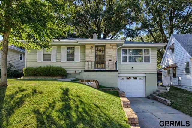 2406 S 49 Street, Omaha, NE 68106 (MLS #22122668) :: Don Peterson & Associates