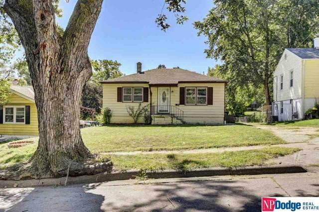 5801 Spaulding Street, Omaha, NE 68104 (MLS #22122757) :: Elevation Real Estate Group at NP Dodge