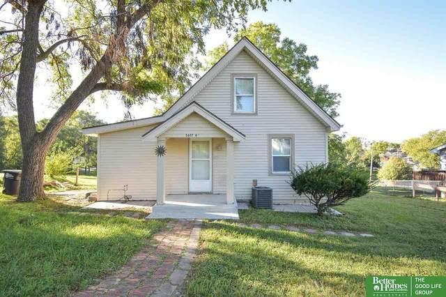 5617 M Street, Omaha, NE 68117 (MLS #22122800) :: Omaha Real Estate Group