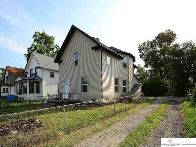 2817 N 24 Street, Omaha, NE 68110 (MLS #22123124) :: Lincoln Select Real Estate Group