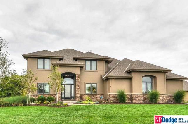 5827 S 239 Street, Omaha, NE 68022 (MLS #22123337) :: Lincoln Select Real Estate Group
