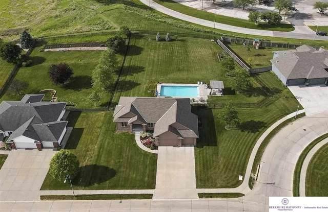 19911 Elkhorn Ridge Drive, Elkhorn, NE 68022 (MLS #22123413) :: Elevation Real Estate Group at NP Dodge