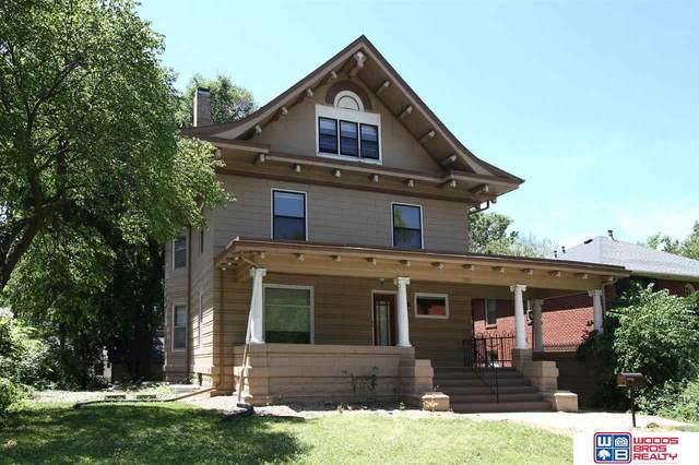 1923 B Street, Lincoln, NE 68502 (MLS #22123420) :: Don Peterson & Associates