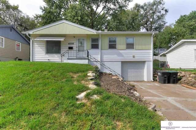 4116 N 64th St, Omaha, NE 68104 (MLS #22123445) :: Omaha Real Estate Group