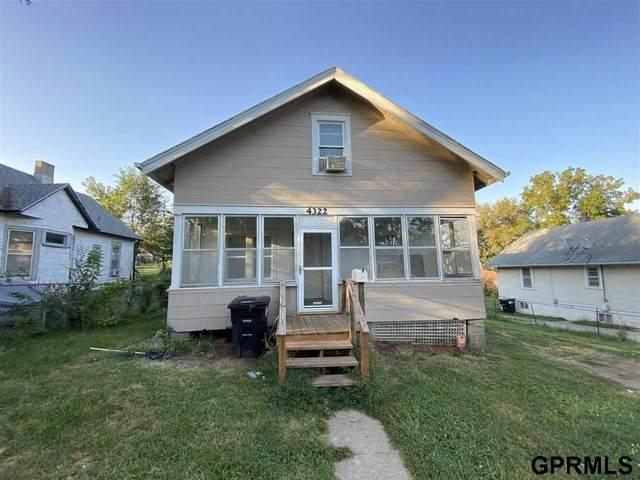 4322 Ohio Street, Omaha, NE 68111 (MLS #22123553) :: Lincoln Select Real Estate Group