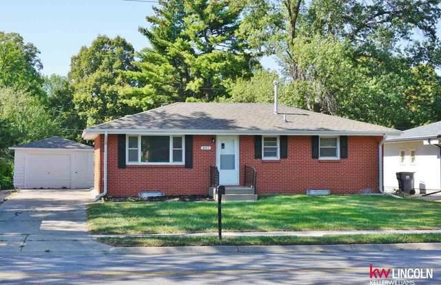 641 N 56th Street, Lincoln, NE 68504 (MLS #22123596) :: Don Peterson & Associates