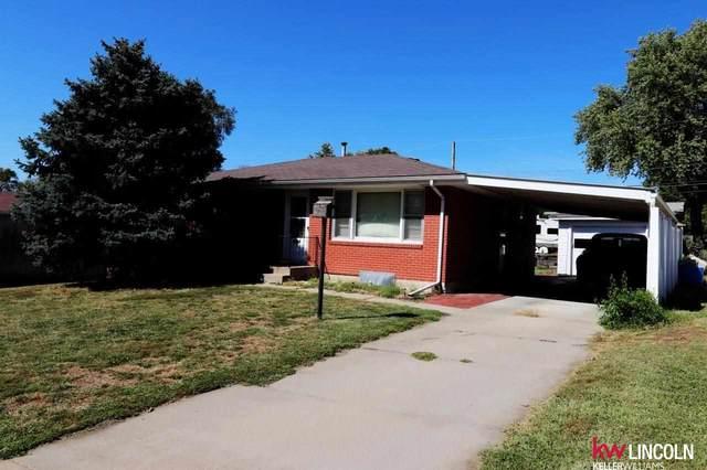 1238 Furnas Avenue, Lincoln, NE 68521 (MLS #22123623) :: Lincoln Select Real Estate Group