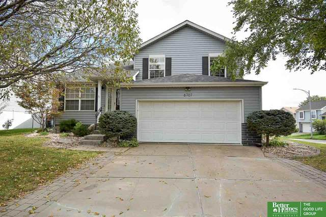 6707 N 78th Terrace, Omaha, NE 68122 (MLS #22123849) :: Lincoln Select Real Estate Group