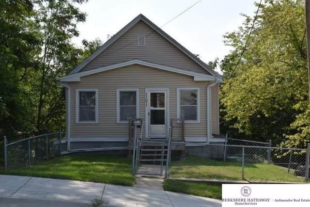 1101 Bancroft Street, Omaha, NE 68108 (MLS #22123868) :: The Briley Team