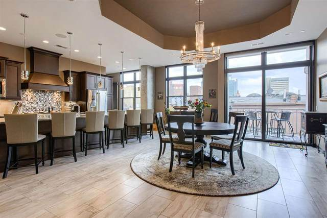 1308 Jackson Street #605, Omaha, NE 68102 (MLS #22124105) :: Omaha Real Estate Group