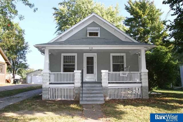 4118 Randolph Street, Lincoln, NE 68510 (MLS #22124134) :: Catalyst Real Estate Group