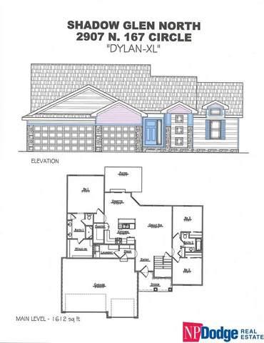 2907 N 167 Circle, Omaha, NE 68116 (MLS #22124138) :: Elevation Real Estate Group at NP Dodge