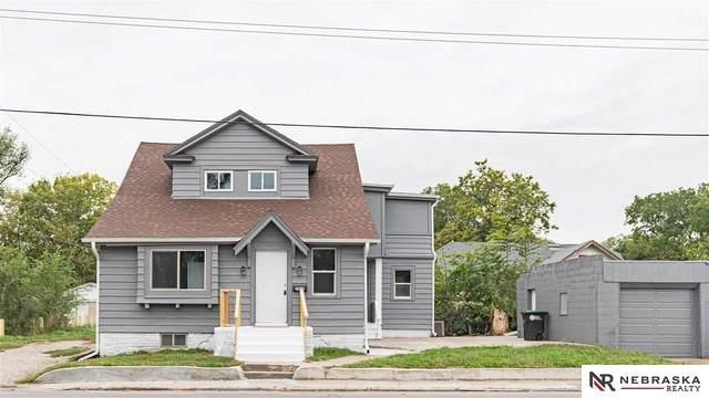 3414 N 30th Street, Omaha, NE 68111 (MLS #22124296) :: Omaha Real Estate Group