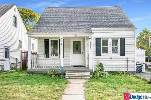 5805 Ohio Street, Omaha, NE 68104 (MLS #22124338) :: Catalyst Real Estate Group