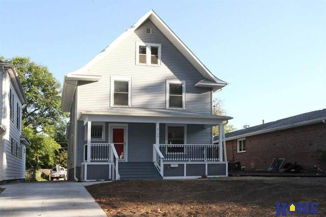 2122 Euclid Avenue, Lincoln, NE 68502 (MLS #22124419) :: Lighthouse Realty Group