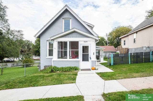 2024 Oak Street, Omaha, NE 68108 (MLS #22124432) :: Don Peterson & Associates