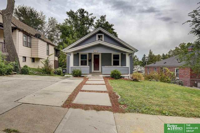 4517 Hamilton Street, Omaha, NE 68132 (MLS #22124469) :: Lincoln Select Real Estate Group