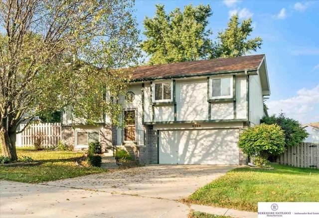 8004 S 151 Avenue, Omaha, NE 68138 (MLS #22124528) :: Lincoln Select Real Estate Group