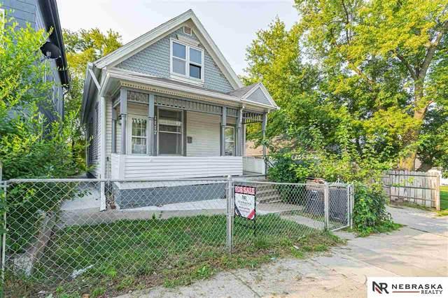 1117 William Street, Omaha, NE 68108 (MLS #22124564) :: Omaha Real Estate Group