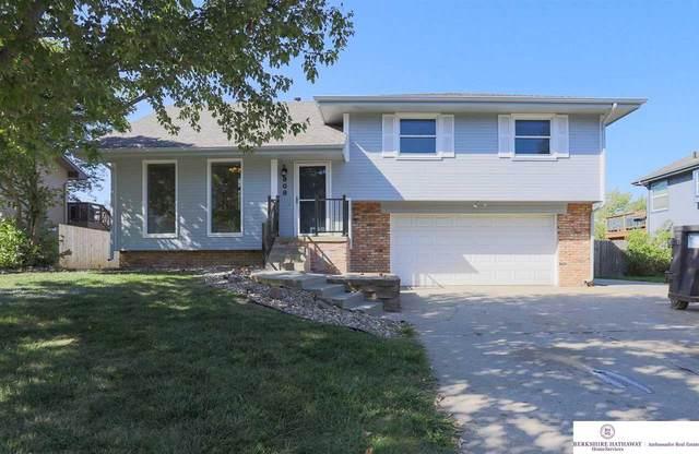 808 Fort Street, Papillion, NE 68046 (MLS #22124622) :: Omaha Real Estate Group