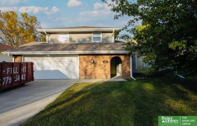 309 S 154th Street, Omaha, NE 68154 (MLS #22124650) :: Lincoln Select Real Estate Group