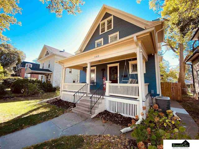 1315 A Street, Lincoln, NE 68502 (MLS #22124680) :: Lighthouse Realty Group