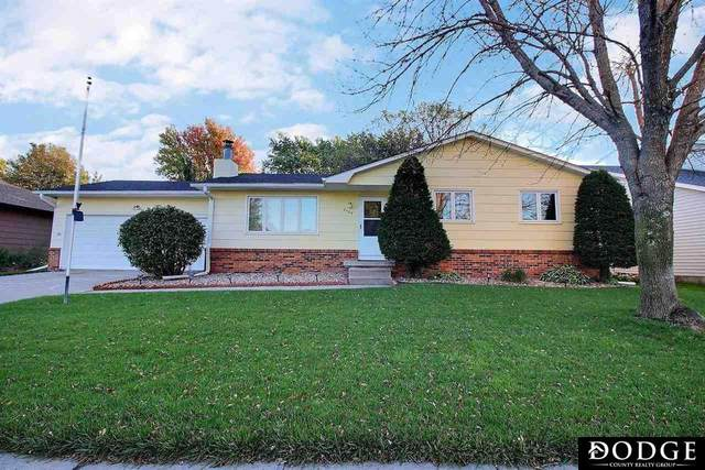 2528 Seaton Avenue, Fremont, NE 68025 (MLS #22124686) :: Don Peterson & Associates