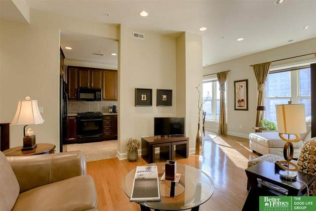 210 S 16th Street #821, Omaha, NE 68102 (MLS #22124838) :: Omaha Real Estate Group