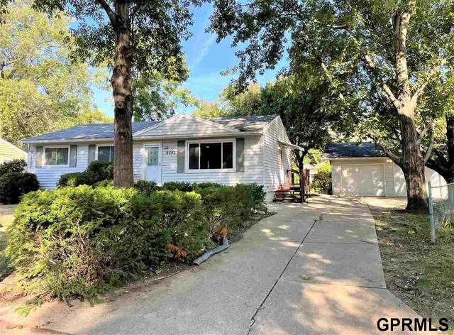 8742 Hamilton Street, Omaha, NE 68114 (MLS #22124917) :: Lincoln Select Real Estate Group