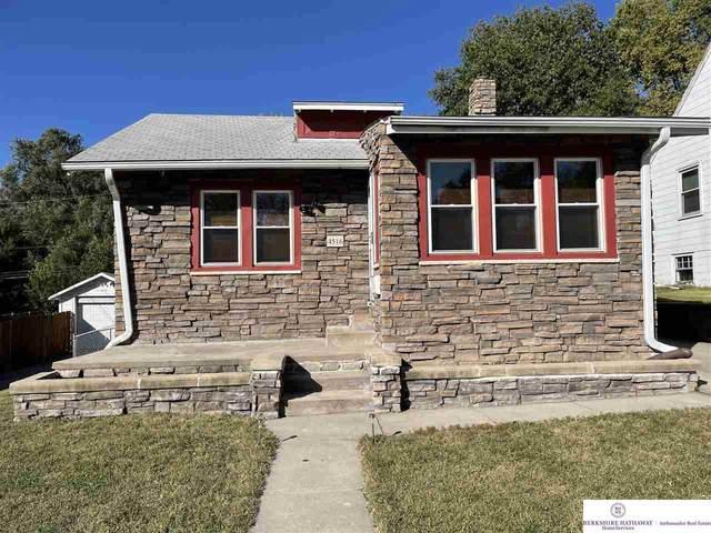 4516 Nicholas Street, Omaha, NE 68132 (MLS #22124921) :: Lincoln Select Real Estate Group