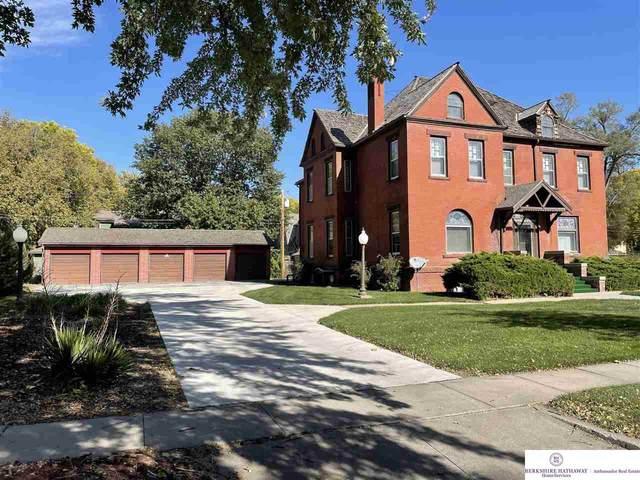 648 E 4 Street, Fremont, NE 68025 (MLS #22125110) :: Lincoln Select Real Estate Group
