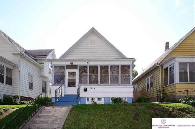 2225 S 11 Street, Omaha, NE 68108 (MLS #22125141) :: Lincoln Select Real Estate Group