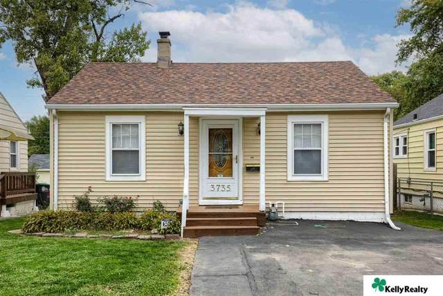 3735 N 44 Street, Omaha, NE 68111 (MLS #22125314) :: Lincoln Select Real Estate Group