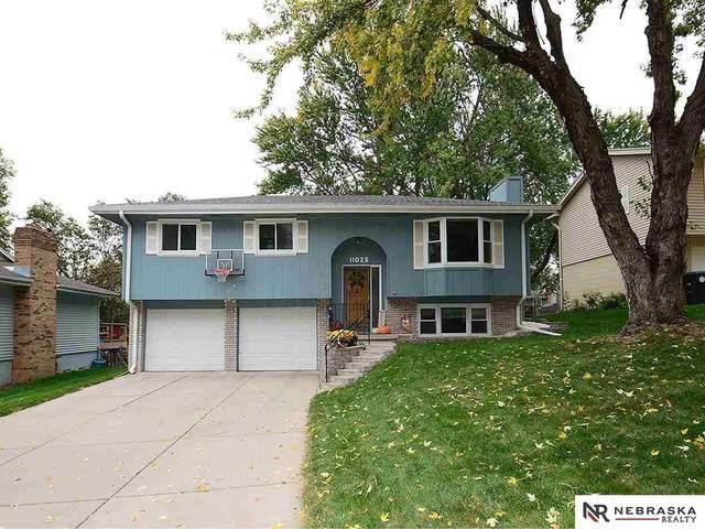 11025 X Street, Omaha, NE 68137 (MLS #22125370) :: Dodge County Realty Group