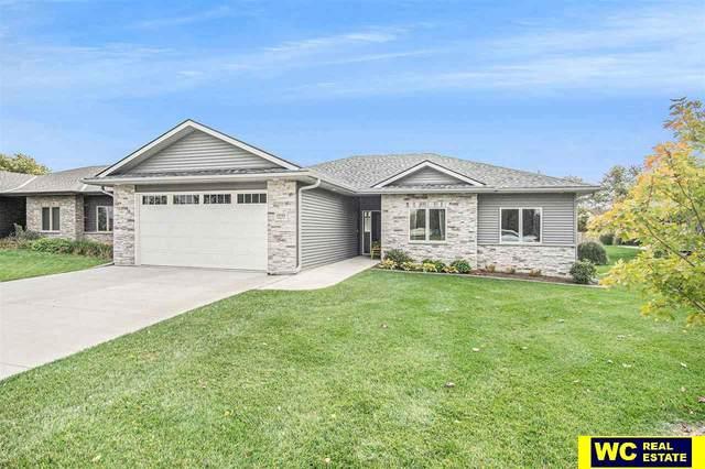 1045 Colfax Street, Blair, NE 68008 (MLS #22125410) :: Lincoln Select Real Estate Group