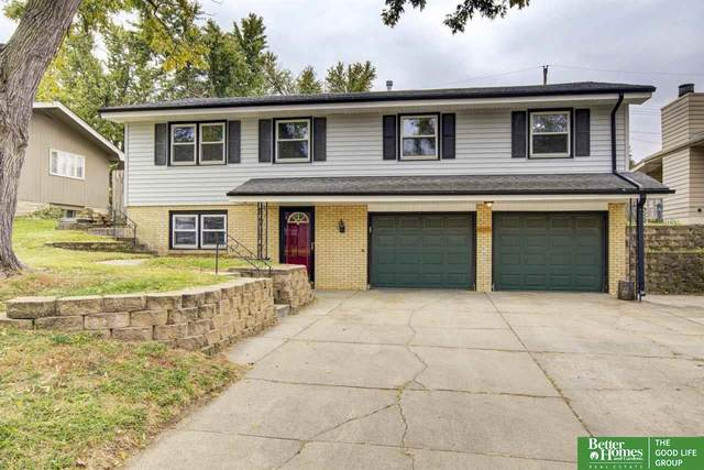 8205 Robin Hill Avenue, Ralston, NE 68127 (MLS #22125411) :: Catalyst Real Estate Group