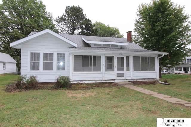 1721 K Street, Auburn, NE 68305 (MLS #22125509) :: Catalyst Real Estate Group