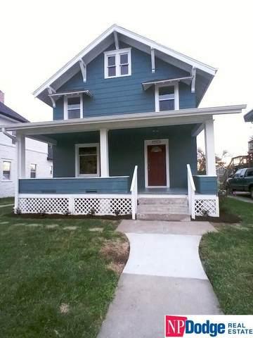 2569 Evans Street, Omaha, NE 68111 (MLS #22125525) :: Elevation Real Estate Group at NP Dodge